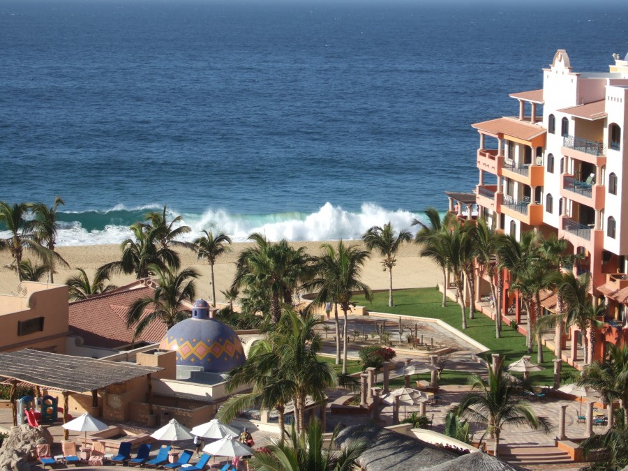 Playa Grande Resort - on the Pacific Ocean side of Cabo