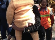 For the Chinese, diapers are not necessary