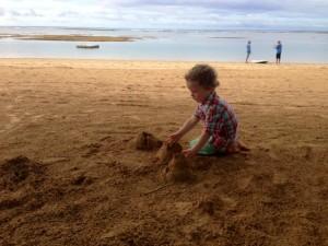 JJ Sand castle
