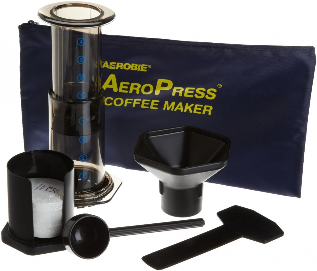 Aeropress Coffee Comes Out Bitter