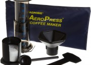An easy coffee maker that provides a French Press taste with simplicity
