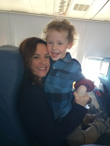 Traveling with your child should be fun - sometimes it isn't but that is ok- relax anyway