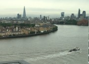 The views of the Thames are the best in London