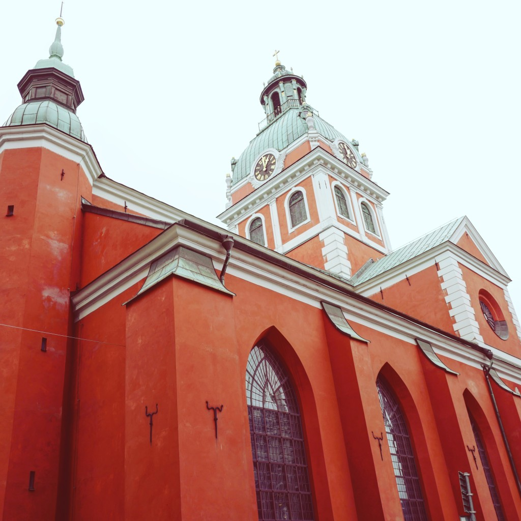 St Jakob Church Stockholm